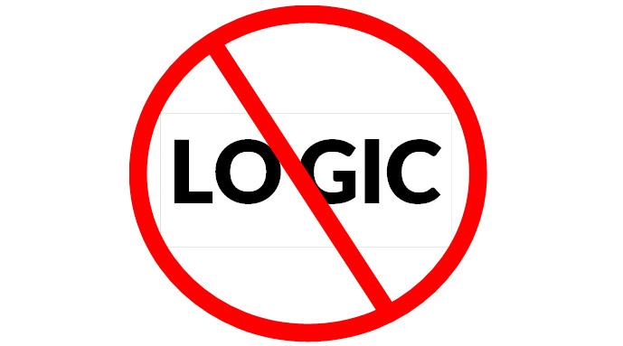 Logic doesn't win arguments