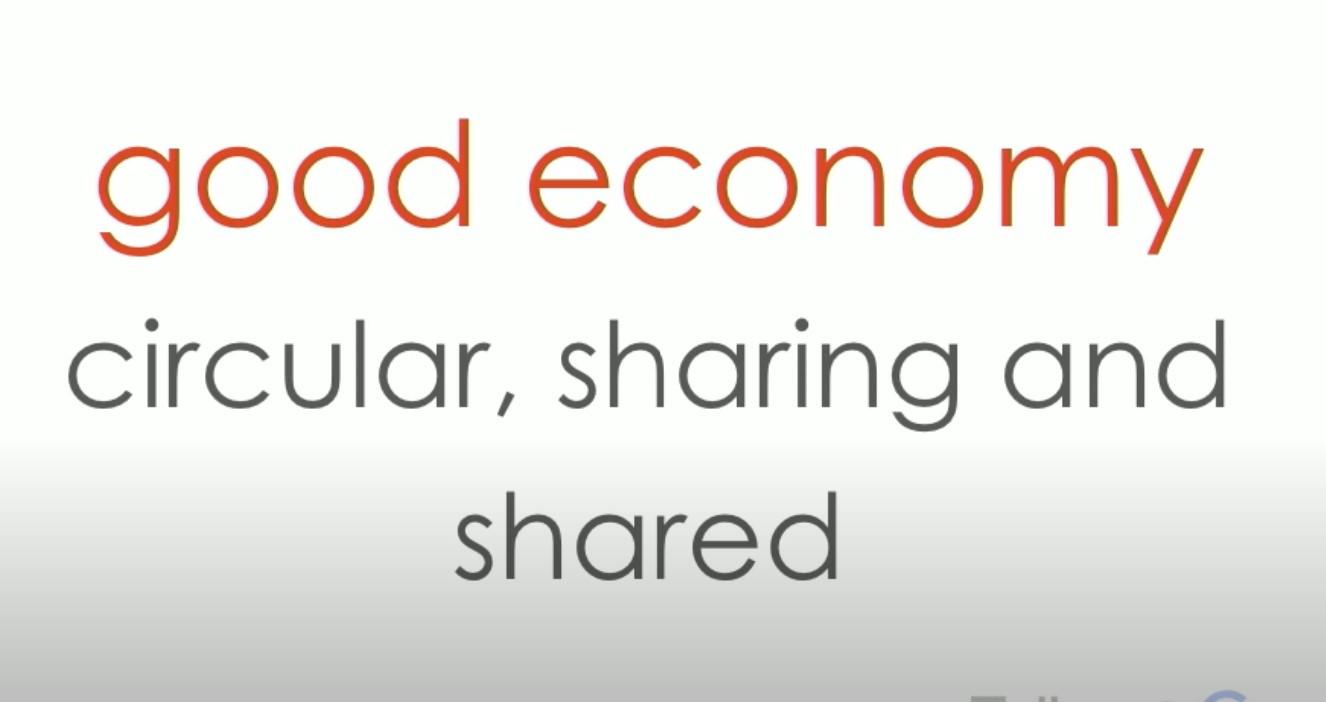 Good economy - Bill McDonough